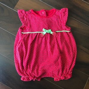 Gymboree Baby Strawberry 🍓 Onesie